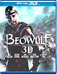 Beowulf (2007) 3D - Director's Cut (Blu-ray 3D + Blu-ray) (CZ Import) Blu-ray