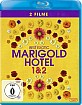 Best Exotic Marigold Hotel 1+2 (Doppelset) Blu-ray