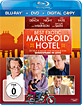 Best Exotic Marigold Hotel (Blu-ray + DVD + Digital Copy) Blu-ray