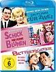 Bettgeflüster + Ein Pyjama für zwei + Schick mir keine Blumen (3-Filme Set) Blu-ray