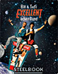 Bill & Ted's Excellent Adventure - 25th Anniversary Edition Steelbook (UK Import ohne dt. Ton)