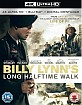Billy Lynn's Long Halftime Walk 4K (4K UHD + Blu-ray + UV Copy) (UK Import ohne dt. Ton) Blu-ray