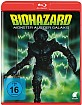 Biohazard - Monster aus der Galaxis Blu-ray