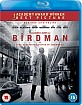 Birdman or The Unexpected Virtue of Ignorance (Blu-ray + UV Copy) (UK Import) Blu-ray