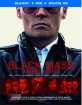 Black Mass (2015) (Blu-ray + DVD + UV Copy) (CA Import ohne dt. Ton) Blu-ray