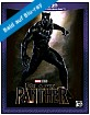 Black Panther (2018) 3D (Blu-ray 3D + Blu-ray + DVD + UV Copy) (US Import ohne dt. Ton) Blu-ray