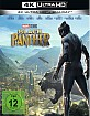 Black Panther (2018) 4K (4K UHD + Blu-ray) (CH Import)