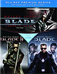 Blade - The Trilogy (Region A - CA Import ohne dt. Ton) Blu-ray