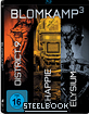 Chappie (2015) + District 9 + Elysium (2013) (Blomkamp³ Box) (Limited Edition Steelbook) Blu-ray