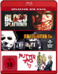 Blood Splattered + Halloween 4 + Muttertag (Splatter 3er Pack) Blu-ray