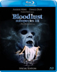 Bloodlust: Subspecies 3 (Region A - US Import ohne dt. Ton) Blu-ray