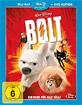 Bolt - Ein Hund für alle Fälle (Blu-ray und DVD Edition) Blu-ray