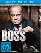 Boss (2011) - Die kompletten Staffeln 1+2 (Mayor Edition) Blu-ray