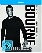 Bourne 1-5 (Limited Steelbook Edition) (Blu-ray + UV Copy) Blu-ray
