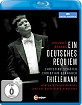 Brahms - Ein Deutsches Requiem (Méth) Blu-ray