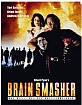 Brainsmasher - Das Model und der Rausschmeisser (Limited Mediabook Edition) (Cover A) Blu-ray