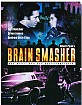 Brainsmasher - Das Model und der Rausschmeisser (Limited Mediabook Edition) (Cover B) Blu-ray