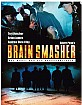 Brainsmasher - Das Model und der Rausschmeisser (Limited Mediabook Edition) (Cover C) Blu-ray