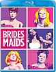 Bridesmaids (2011) - Pop Art Edition (US Import ohne dt. Ton) Blu-ray