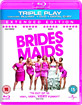Bridesmaids (Blu-ray + DVD + Digital Copy) (UK Import ohne dt. Ton) Blu-ray