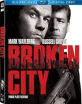Broken City (Blu-ray + DVD + UV Copy) (US Import ohne dt. Ton) Blu-ray