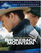 Brokeback Mountain (2005) - Universal 100th Anniversary Edition (Blu-ray + DVD + Digital Copy) (US Import ohne dt. Ton) Blu-ray