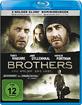 Brothers - Zwei Brüder. Eine Liebe. Blu-ray