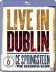 Bruce Springsteen with the Sessions Band - Live in Dublin Blu-ray
