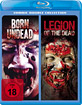 Born Undead + Legion of the Dead (Zombie Double Collection) Blu-ray