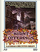 Burnt Offerings - Landhaus der toten Seelen - Limited Mediabook Edition (Cover B) (AT Import) Blu-ray