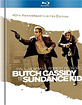 Butch Cassidy and the Sundance Kid - 40th Anniversary Limited Collector's Edition (Region A - US Import ohne dt. Ton) Blu-ray