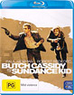 Butch Cassidy and the Sundance Kid (AU Import ohne dt. Ton) Blu-ray