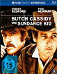 Butch Cassidy und Sundance Kid - Filmconfect Essentials (Limited Mediabook Edition) Blu-ray