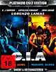 CIA 1+2 (Platinum Cult Edition) (Limited Edition) Blu-ray