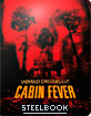 Cabin Fever - Director's Cut - Zavvi Exclusive Limited Edition Steelbook (UK Import ohne dt. Ton) Blu-ray