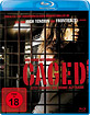 Caged (2010) Blu-ray