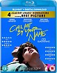 Call Me By Your Name (Blu-ray + UV Copy) (UK Import ohne dt. Ton) Blu-ray