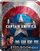 Captain America: The First Avenger - Steelbook (TW Import ohne dt. Ton)