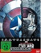 The First Avenger: Civil War 3D (Limited Steelbook Edition) (Blu-ray 3D + Blu-ray)