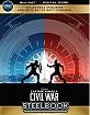 Captain America: Civil War - Best Buy Exclusive Steelbook (Blu-ray + UV Copy) (US Import ohne dt. Ton) Blu-ray