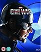 Captain America: Civil War - Captain America Limited Edition Sleeve (UK Import) Blu-ray