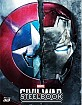 Captain America: Civil War (2015) 3D - WeET Exclusive Limited Full Slip Type A1 Edition Steelbook (Blu-ray 3D + Blu-ray) (KR Import ohne dt. Ton)