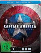 Captain America: Der erste Rächer - Steelbook (Blu-ray + DVD + Digital Copy)