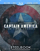 Captain America: Il primo vendicatore - Steelbook (IT Import) Blu-ray