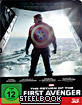 Captain America: The Return of the First Avenger 3D - Limited Edition Steelbook (Blu-ray 3D + Blu-ray) Blu-ray