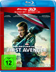 Captain America: The Return of the First Avenger 3D (Blu-ray 3D + Blu-ray) Blu-ray