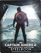 Captain America: The Winter Soldier 3D - Steelbook (Bilingual) (Blu-ray 3D + Blu-ray + Digital Copy) (CA Import ohne dt. Ton) Blu-ray