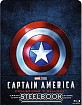 Captain America - Trilogy Steelbook (IT Import) Blu-ray