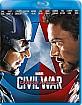 Captain America: Civil War (ES Import ohne dt. Ton) Blu-ray