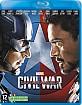 Captain America: Civil War (FR Import ohne dt. Ton) Blu-ray
